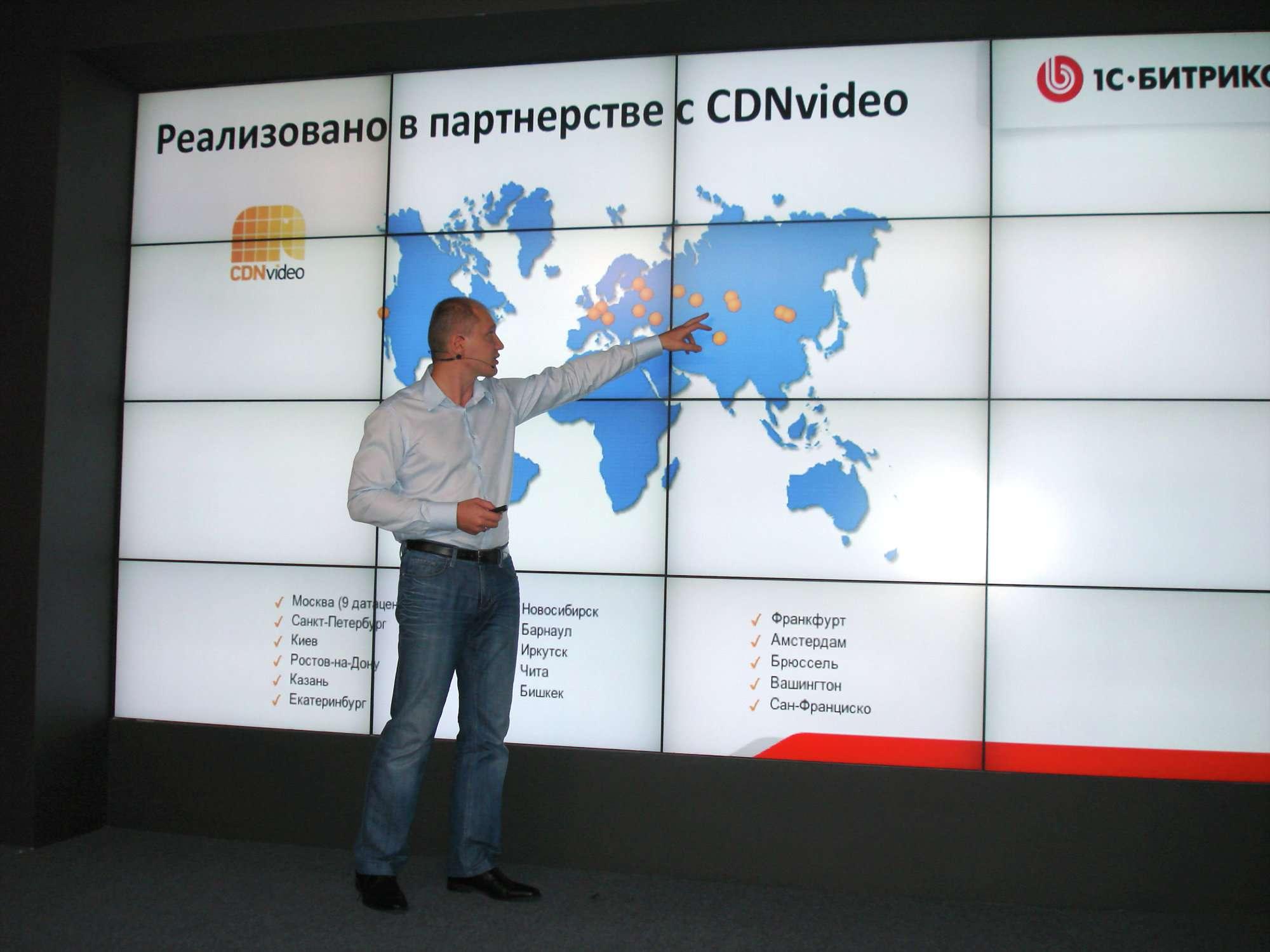 Видеосъемка презентации