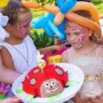Видеограф на детский праздник
