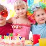 Видеосъемка детского праздника