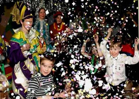 недетский праздник для детей устроили в читинском клубе