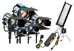 Осветительное оборудование LED