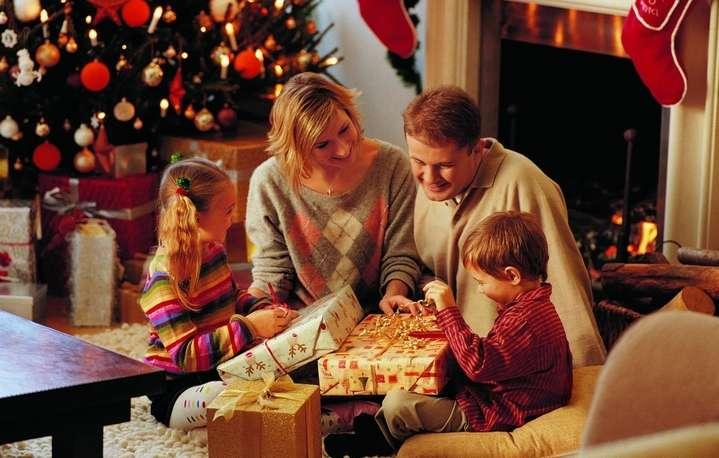 Что подарить на новый год своей семье